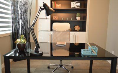 Sådan designer du dit eget hjemmekontor