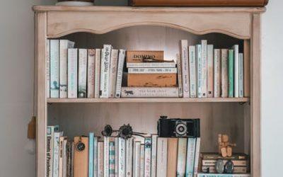 Indret med bøger: Et stilfuldt look