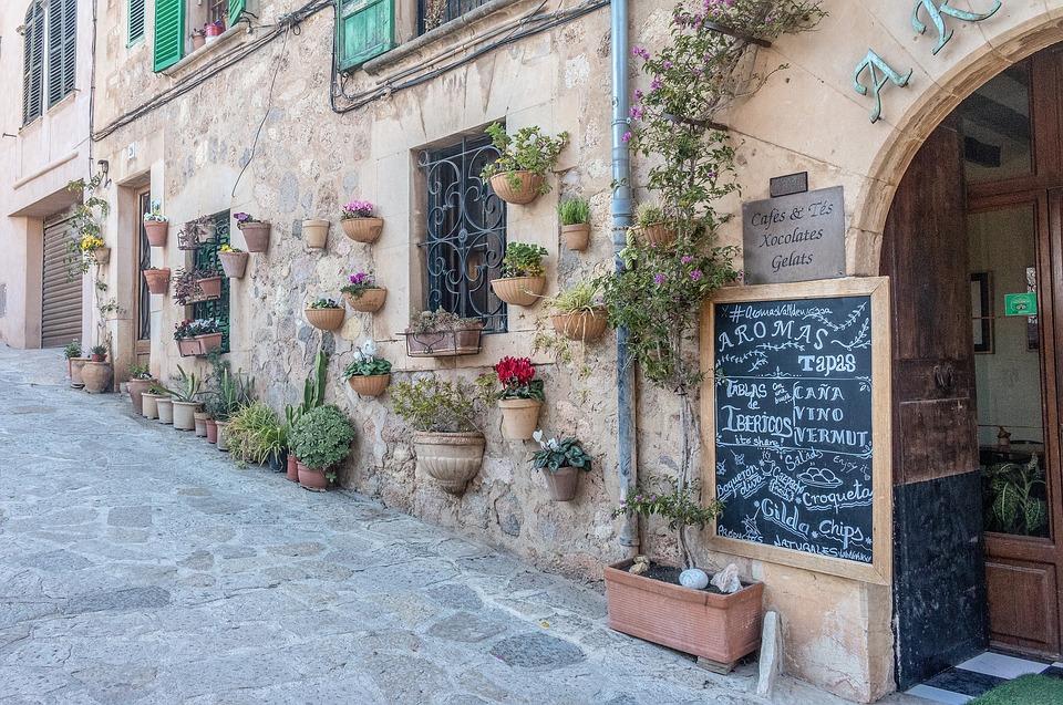Nyd den lokale og lækre mad på Mallorca